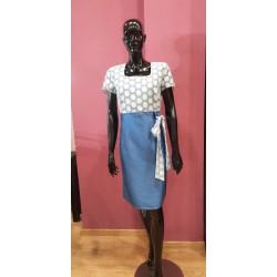 Vestido azul  Equipo