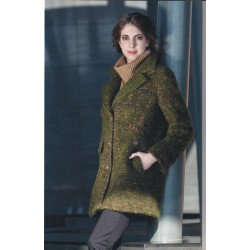 Chaqueton Fashion Verde