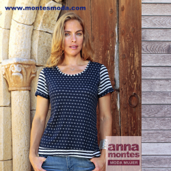 Camiseta marinera Chatelet