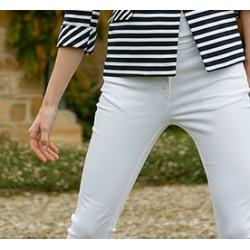 Pantalon blanco Hongo