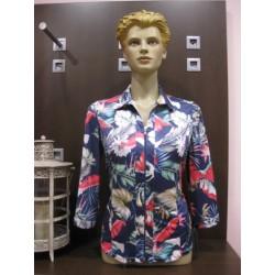 Camisa punto marina