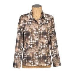 Camisa de punto - Estefania...